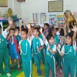Tamu Istimewa TK Islam PB Soedirman Pekan Ini dan Ada Kelas Yang Merindukan nya !