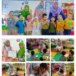 Bukan Mainan Yang Membuat Anak – Anak Bahagia, Tamu Istimewa KB & TK Islam PB Soedirman Ini Buktinya