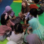 Hari Pertama MPLS KB,TK Islam PB Soedirman