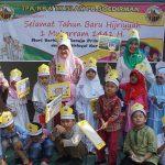 Jelang Tahun Baru Islam 1441 H KB,TK Islam PB Soedirman Mengadakan Pawai Sederhana Namun Kaya Manfaat untuk Peserta Didik