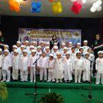 Sedih, Guru dan Orang tua Menangis di Acara Pentas Tasmi KB,TK Islam PB Soedirman