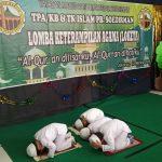 Orang Tua dan Guru Mendapatkan Keberkahan Pada Acara LOKETA KB dan TK A Islam PB Soedirman, Berkahnya Tidak Terhingga!